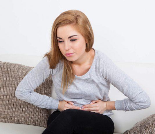 Gravid har ont i magen