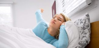 Illamående sömn gravid