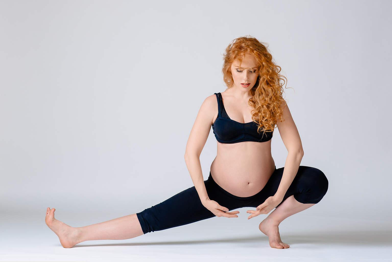 träna när man är gravid