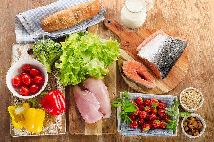 kost under graviditet och amning