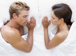 Par i sängen