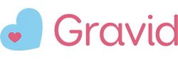 Gravid logotyp