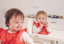 Barns kost och utveckling runt ett år